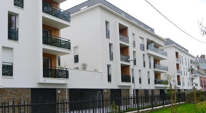 vente appartement neuf La Baule