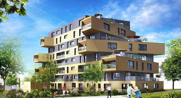bureaux neufs Rennes