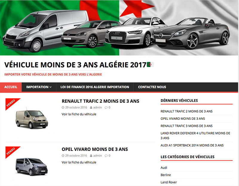 demenagement algerie carte consulaire