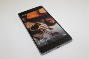 Les téléphones mobiles de la marque HUAWEI