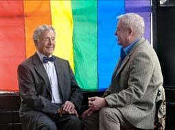 gay senior et papy homosexuel