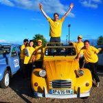 Un rallye incentive en Bretagne : une activité de team building par excellence