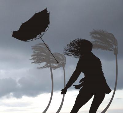 Le vent souffle